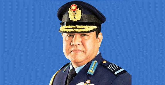 Air Chief Marshal Abu Esrar, BBP; ndc (Retd)